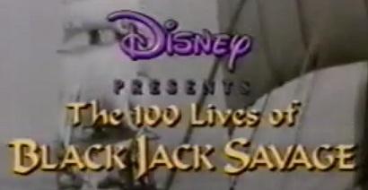 The 100 Lives Of Black Jack Savage Wikipedia