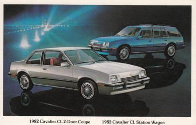 Chevrolet Cavalier - Wikiwand