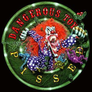 <i>Pissed</i> (album) 1994 studio album by Dangerous Toys
