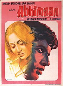 Abhimaan (1973 film) - Wikipedia