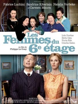 Picture of a movie: The Women On The 6th Floor
