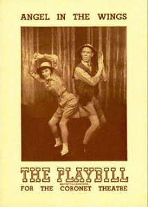 <i>Angel in the Wings</i> Broadway musical revue 1947-1948