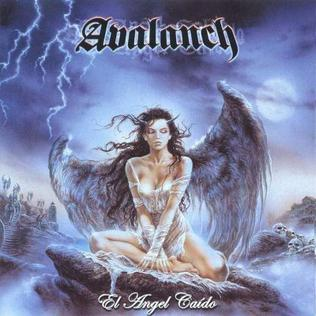 <i>El ángel caído</i> (album) 2001 studio album by Avalanch