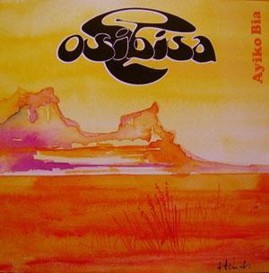 <i>Ayiko Bia</i> 1992 compilation album by Osibisa