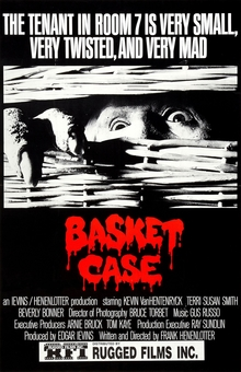 Basket Case (1982) movie poster