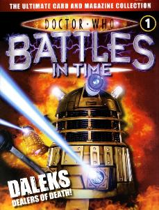 <i>Doctor Who – Battles in Time</i>