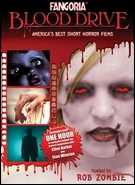 Blood Drive DVD Cover