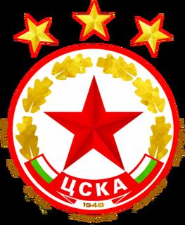 PFC CSKA Sofia Bulgarian association football club from Sofia