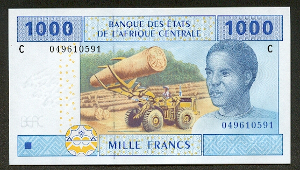 Central African CFA franc Wikipedia