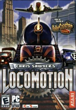Chris Sawyer's Locomotion - Wikipedia