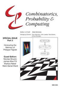 <i>Combinatorics, Probability and Computing</i> Academic journal