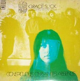 <i>Conspicuous Only in Its Absence</i> 1968 live album by The Great Society