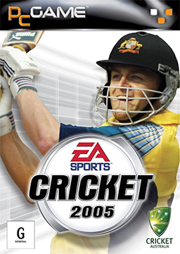 Image:Cricket 2005 Coverart.png