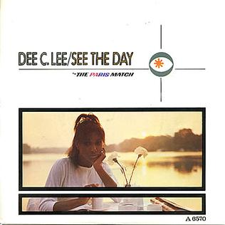 See the Day 1985 single by Dee C. Lee