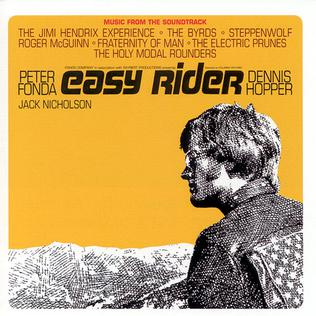 <i>Easy Rider</i> (soundtrack) 1969 soundtrack album by Various artists
