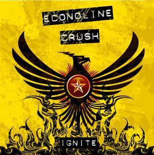 <i>Ignite</i> (Econoline Crush album) 2008 studio album by Econoline Crush