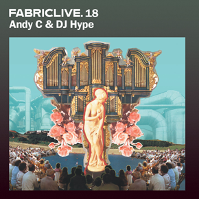 <i>FabricLive.18</i> 2004 compilation album by Andy C and DJ Hype