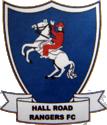 Hall Road Rangers F.C. Association football club in England