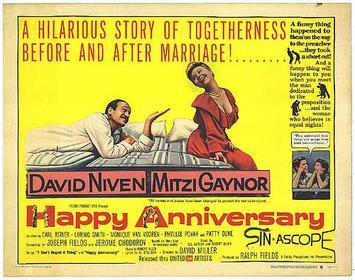 happy anniversary david niven