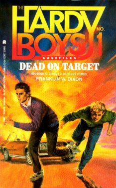 Car Covers Target >> Dead on Target (The Hardy Boys) - Wikipedia