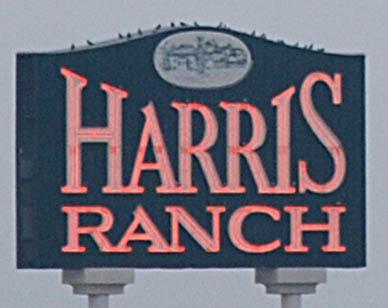 Harris Ranch Inn Restaurant Coalinga Ca