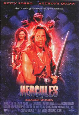 Hercules And The Amazon Women Wikipedia