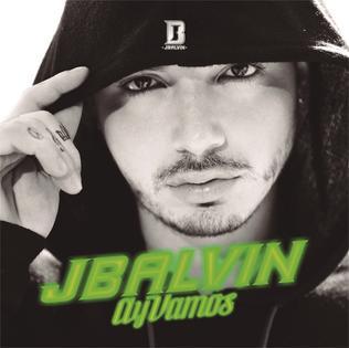 J Balvin — Ay Vamos (studio acapella)