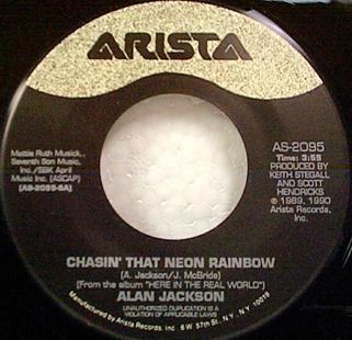 Chasin' That Neon Rainbow