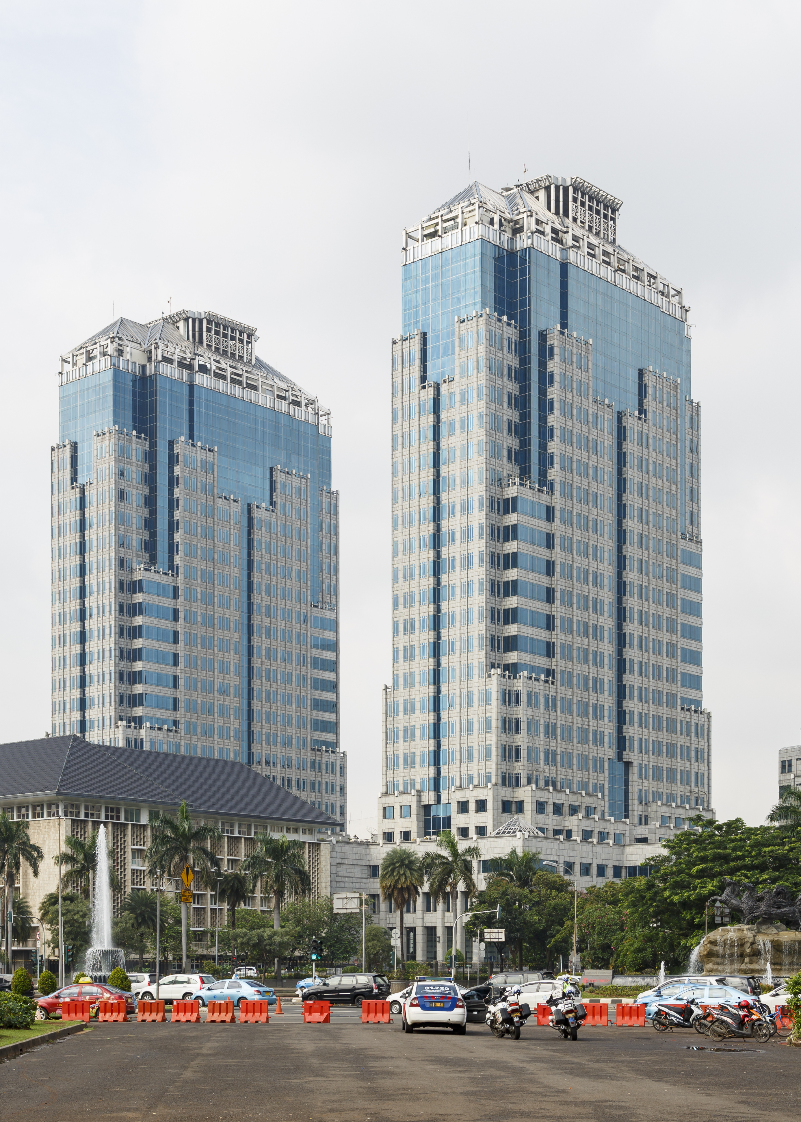 logo of bank indonesia headquarters
