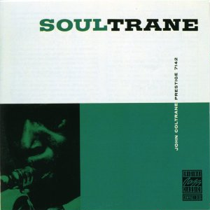 <i>Soultrane</i> 1958 studio album by John Coltrane