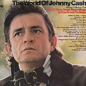 The World of Johnny Cash artwork
