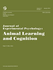 Journal of Experimental Psychology- Animal Learning and Cognition Cover Image.jpg