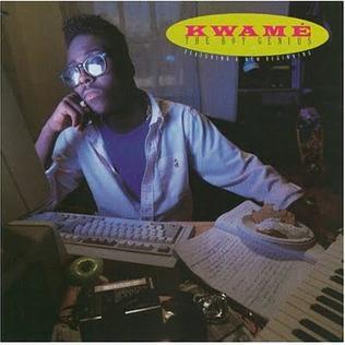 Kwamé - The Rhythm / U Gotz 2 Get Down