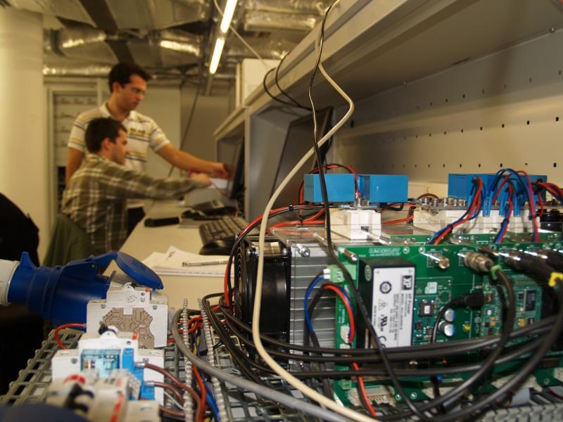 Laboratory Electric Balance