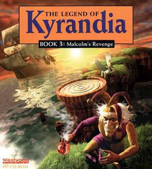 Picture of a game: The Legend Of Kyrandia: Malcolm's Revenge
