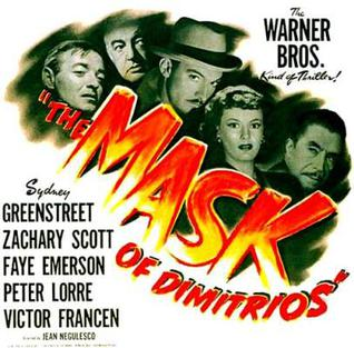 <i>The Mask of Dimitrios</i>
