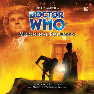 <i>Medicinal Purposes</i> Audio drama based on the television series Doctor Who