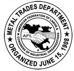 Metal Trades Department, AFL–CIO logo.png