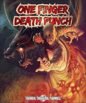 Picture of a game: One Finger Death Punch
