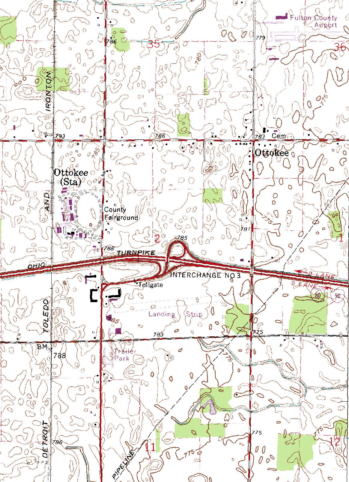 Dover Township Fulton County Ohio Wikipedia