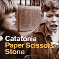 <i>Paper Scissors Stone</i> (album) 2001 studio album by Catatonia