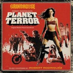 <i>Planet Terror</i> (soundtrack) 2007 soundtrack album by Robert Rodriguez
