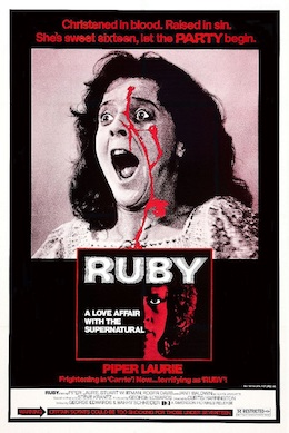Ruby 1977 Film Wikipedia