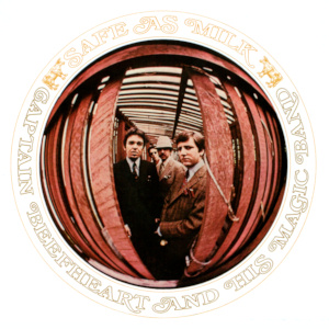 <i>Safe as Milk</i> 1967 studio album by Captain Beefheart and his Magic Band