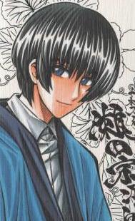 Seta Sōjirō Fictional character from Rurouni Kenshin