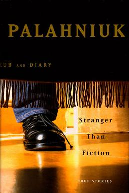 Picture of a book: Stranger Than Fiction: True Stories