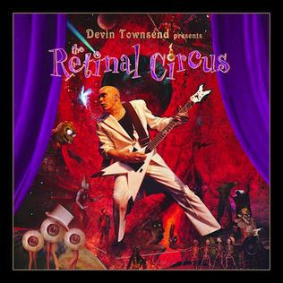 <i>The Retinal Circus</i> 2013 live album by Devin Townsend