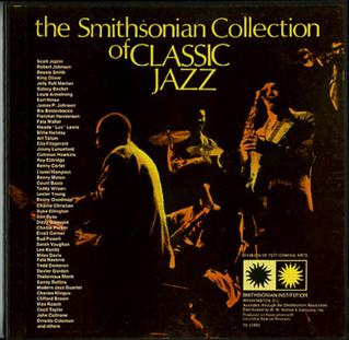 <i>The Smithsonian Collection of Classic Jazz</i> 1973 compilation album