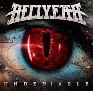 <i>Undeniable</i> (Hellyeah album) 2016 studio album by Hellyeah