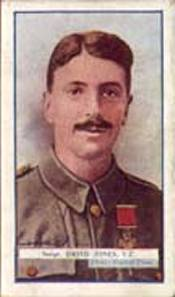 David Jones (VC) English recipient of the Victoria Cross
